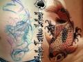 marko-tattoo-inked-nimes-recouvrement-carpe-koi