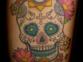 marko-tattoo-nimes-sugar-skull