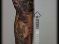 marko-tattoo-inked-japonais-samourai-chien